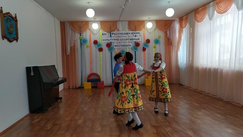 Русский танец «Порушка - Параня»