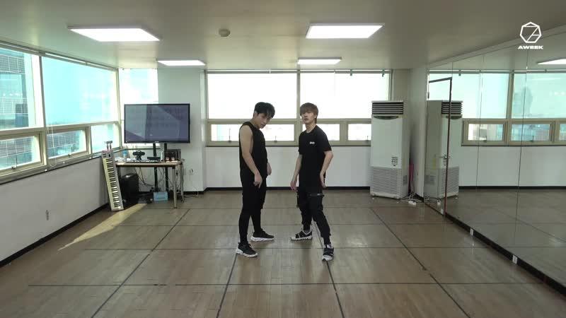 [VIDEO] 11.07.20 AWEEK (어위크) (Di1e X LOGAN) unit dance cover NCT 127 - 영웅(Kick It)