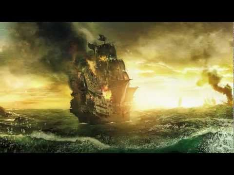 Anthony Driverson Пираты Тёмных Вод