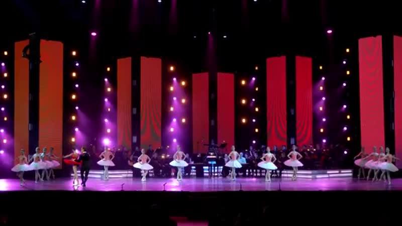 Юбилейный концерт МГА театра танца Гжель 2 отделение
