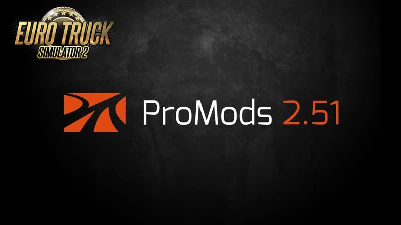 Euro Truck Simulator 2 ProMods 2 51 мультиплеер груз верталёт