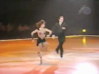 Katarina Witts Kisses On Ice