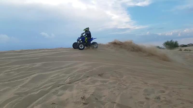 Мотокросс Актобе
