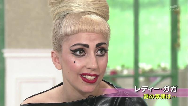 27 июня Леди Гага посетила японское телешоу Tetsuko's Room в Японии