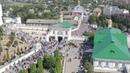 30-тысячный крестный ход в Почаевскую Лавру.