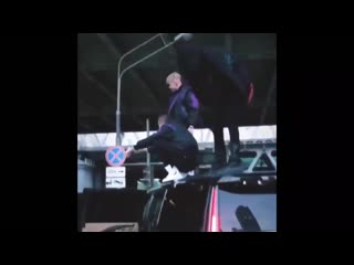 Morgenshtern, Элджей Cadillac съемки клипа