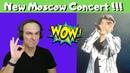 Dimash - War and Peace Moscow 2020 REACTION | война и мир - Концерт Димаша в Москве 2020 | реакция