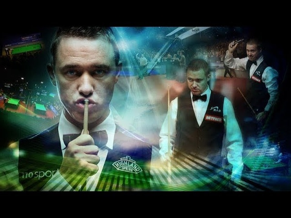 THE GREATEST SNOOKER PLAYERS OF ALL TIME. STEPHEN HENDRY. Episode 1
