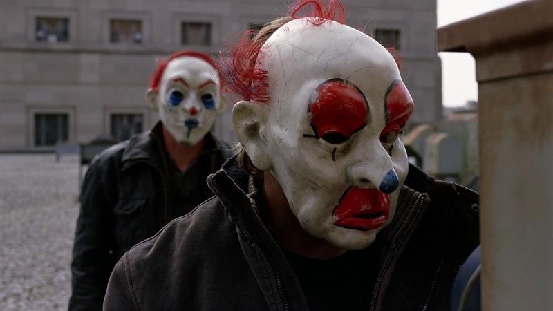Bank Heist Joker The Dark Knight IMAX
