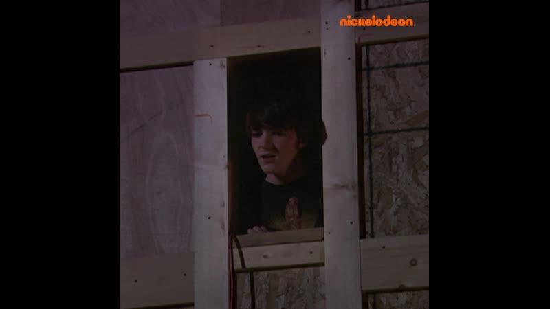 Где дверной проём Отрывок Дрейк и Джош