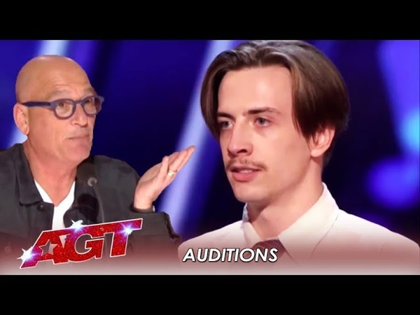Awkward Karaoke Singer Proves That SONG CHOICE Is Most Important America's Got Talent 2019