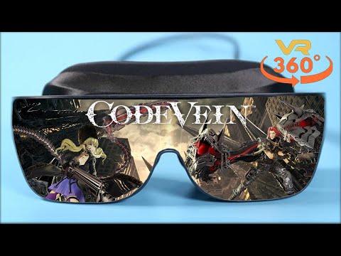 Code Vein VR 360° 4K Virtual Reality Gameplay