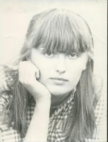 1978 год. Фото из личного архива