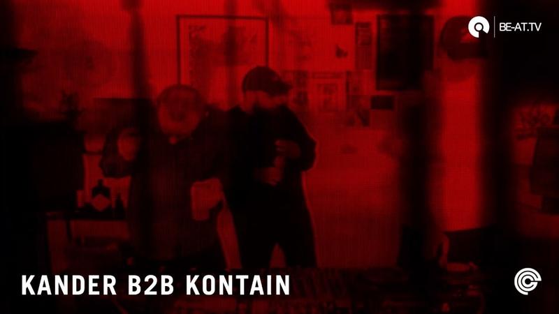 """Premiere Kander B2B Kontain @ᴄʟᴇʀɢʏ ʟᴏᴄᴋᴅᴏᴡɴ sᴇssɪᴏɴs"""""""