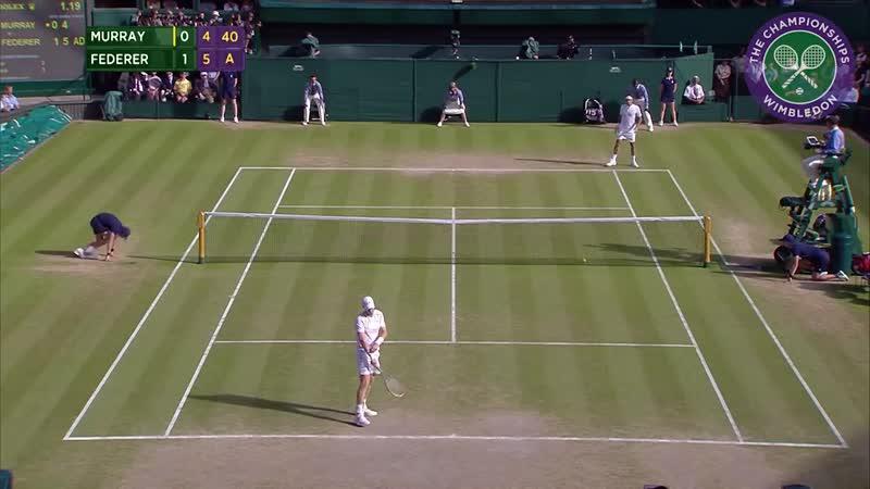 Murray v Federer