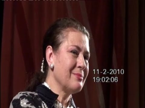 Валентина Толкунова в сольной программе Я сегодня обеты молчанья нарушу