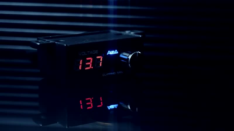 AurA VENOM amplifiers