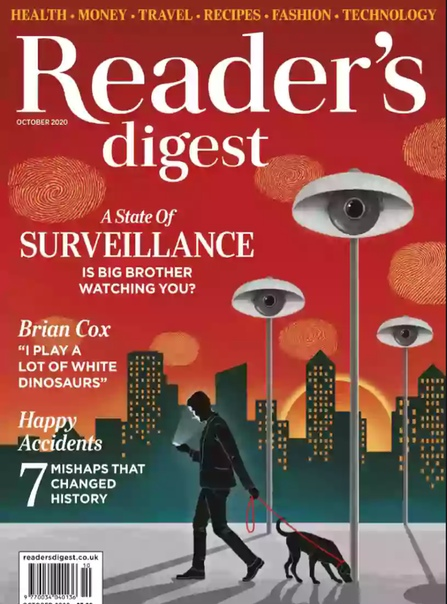 Readers Digest UK - October 2020