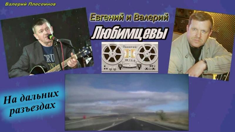 Евгений и Валерий Любимцевы На дальних разъездах